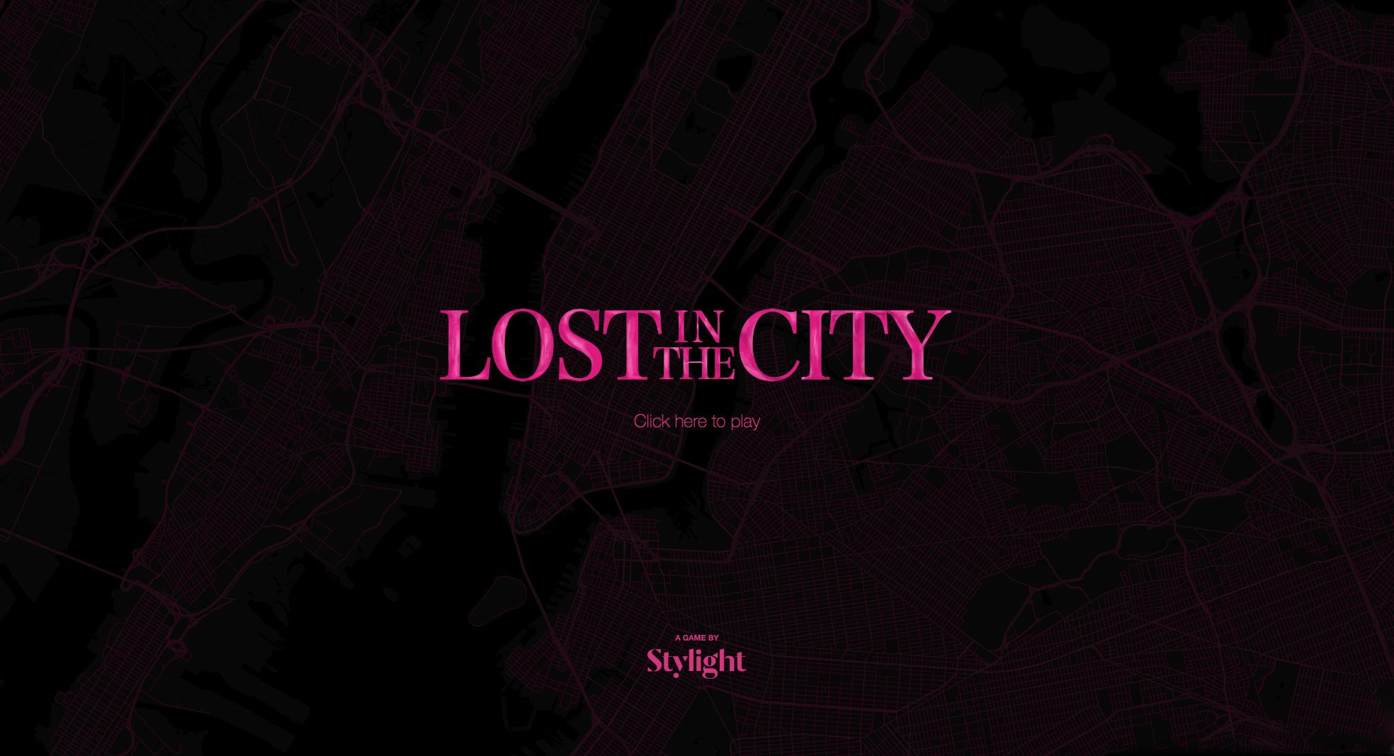 Martin_Schumacher Visuelle_Kommunikation Lost in the City